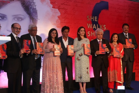 Nita Ambani at the launch of Book-She Walks, She Leads.jpg